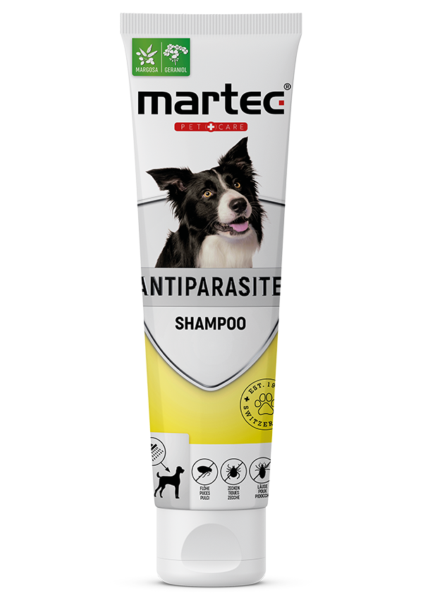 martec PET CARE Shampoo Antiparasite