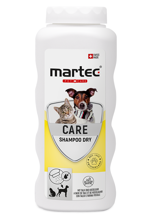 martec PET CARE Shampoo Dry